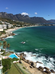 One of the beautiful sights along the coastline in South Africa
