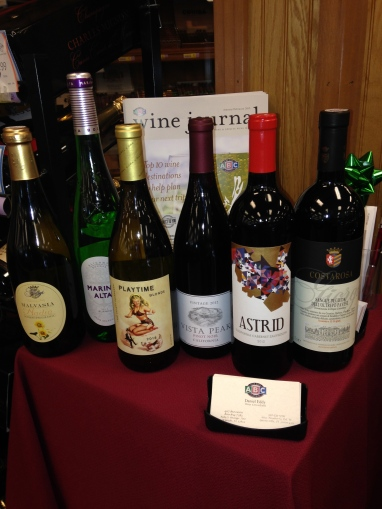 Bridal Wines