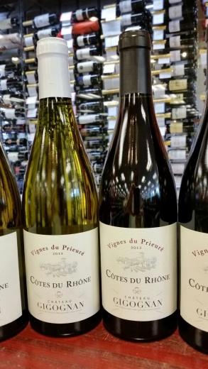 Gigognan Cotes du Rhone 2013