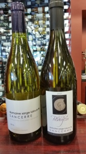Serge Laloue Sancerre and Cul de Beaujeu