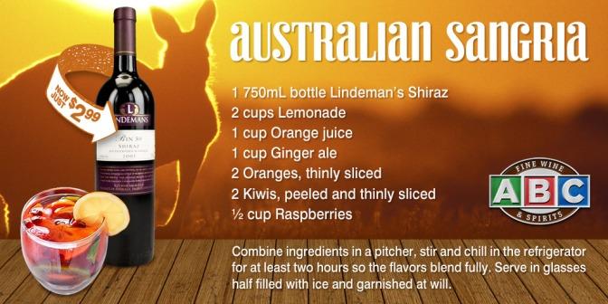 Australian Sangria