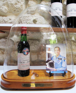 Lynch Bages in Space