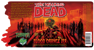 walking dead label