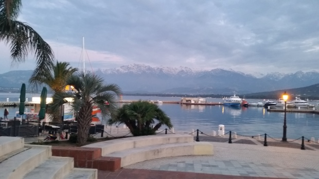 Corsica beach town (2)