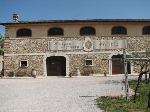 Nicolis winery