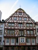 Halftimbered house in Berkastel